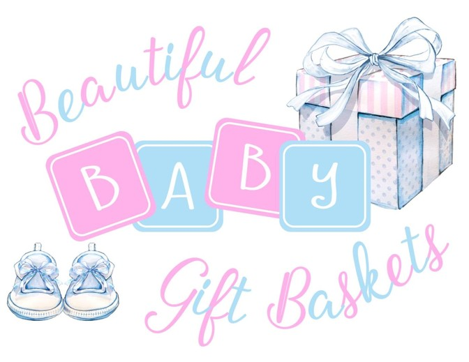 Beautiful Baby Gift Baskets Hampers Bedford