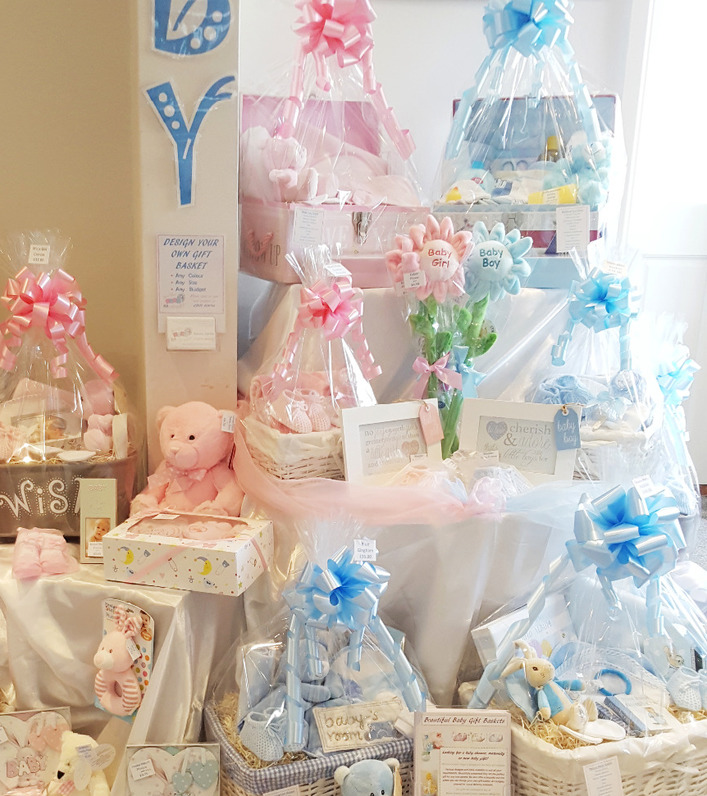 Baby Gifts Accessories Bedford  Baskets
