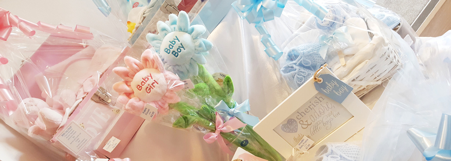 Baby gift baskets Sets Hampers Bedford