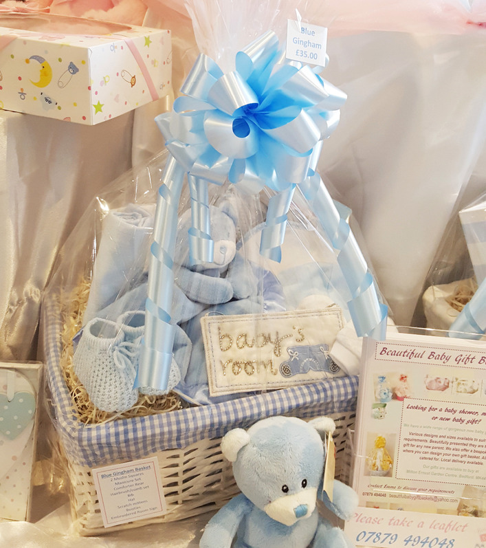 Gift Baskets Baby Boy Hampers