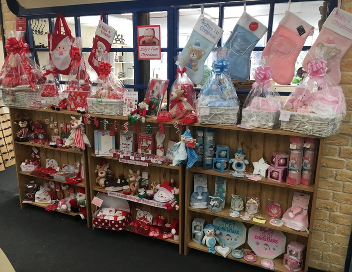 christmas Baby Gifts Bedford
