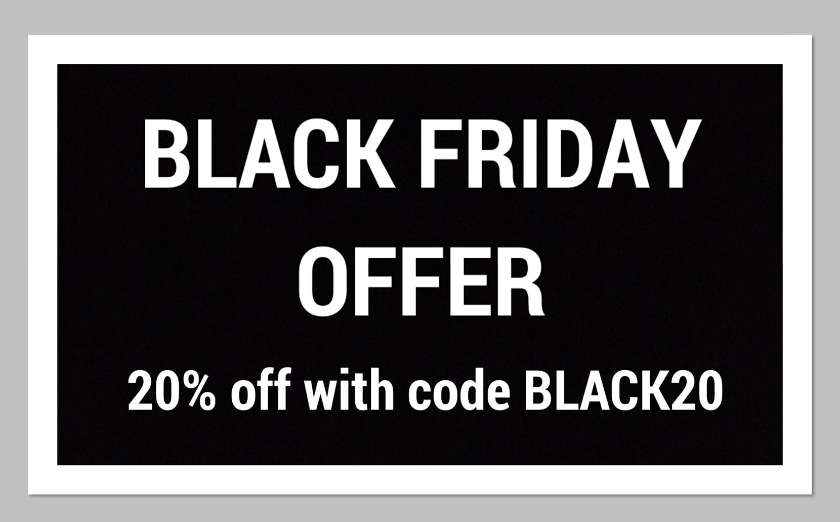 black friday special offer baby gifts