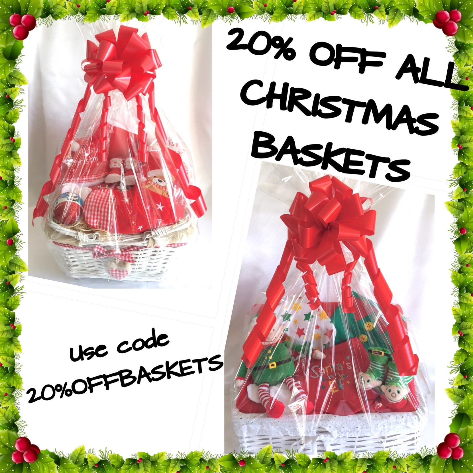 first christmas baby gift baskets bedford 20% off