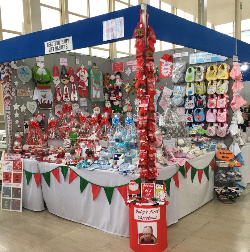First Christmas Baby Gifts at Centre MK