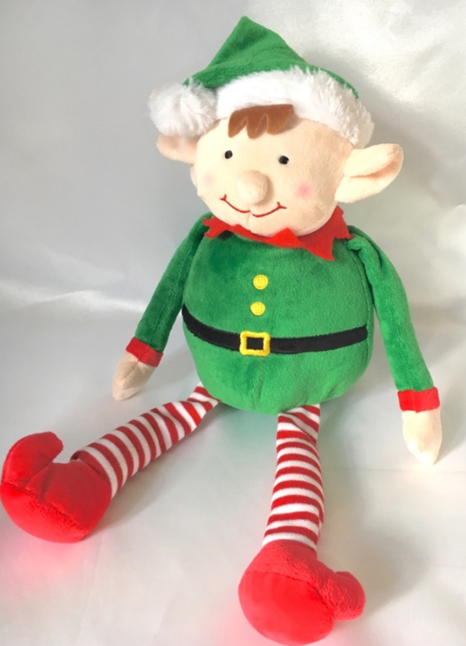 Plush Elf Soft Toy