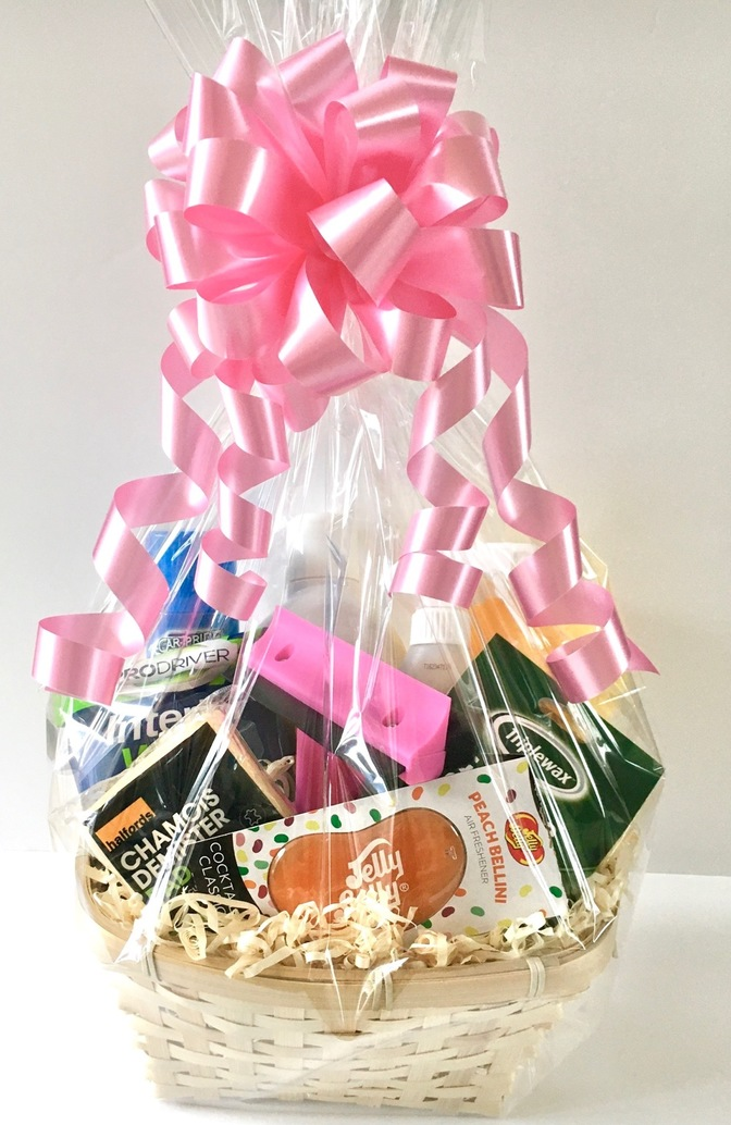 Gift Basket Making Up Service Bedford