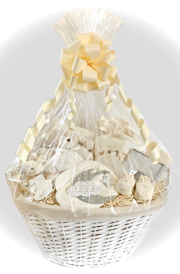 New Baby Gift Baskets Hampers