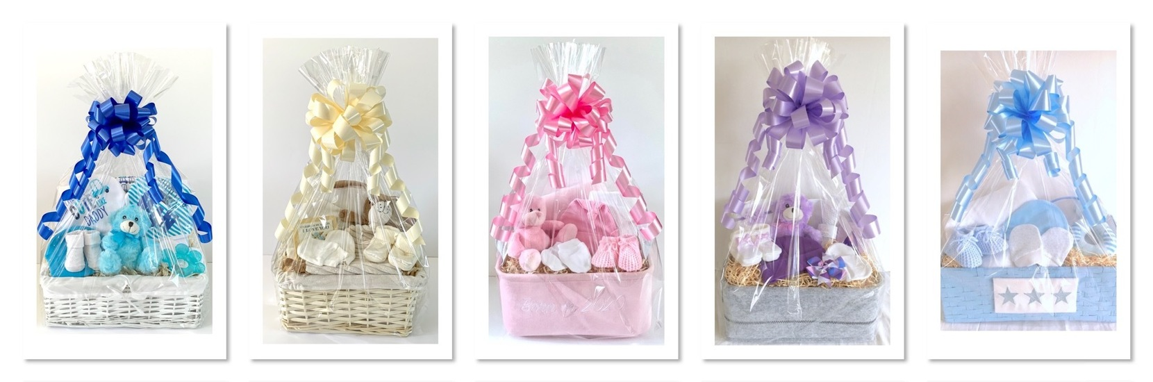 Beautiful Baby Gift Baskets & Hampers