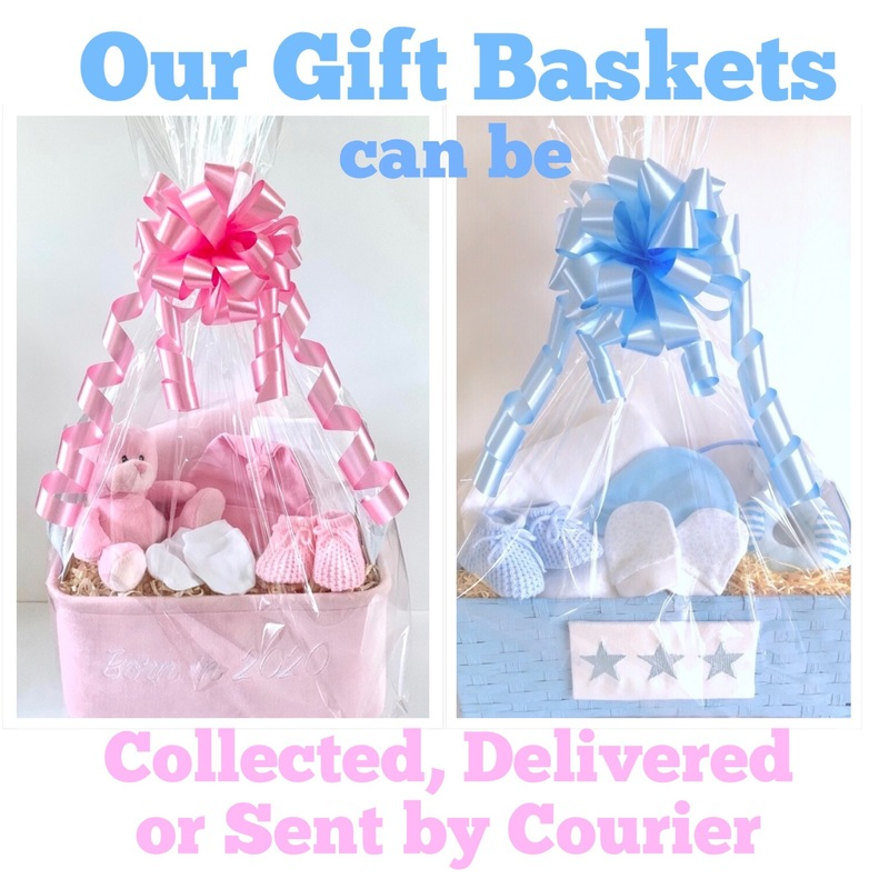 Delivery for Baby Gift Baskets & Hampers